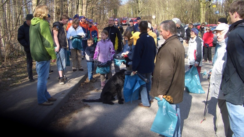 Unser sauberes Altenholz 2011